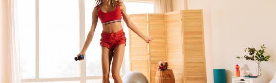 How to get a great cardio workout at home