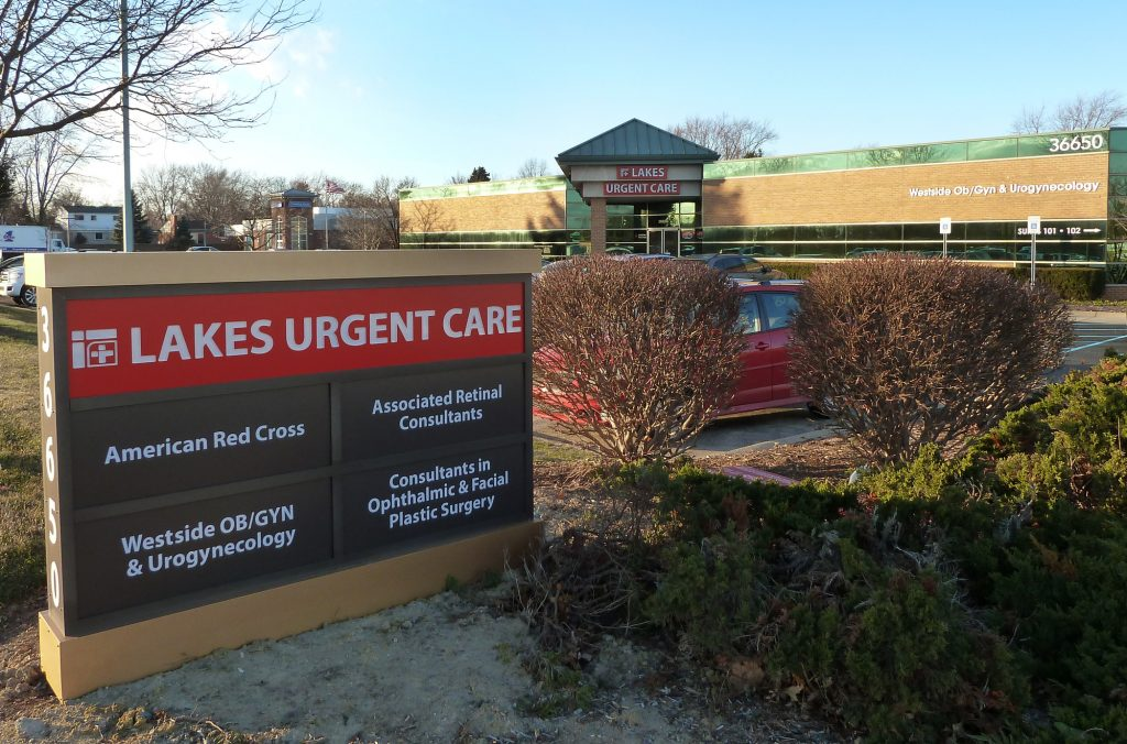 Lakes Urgent Care Livonia